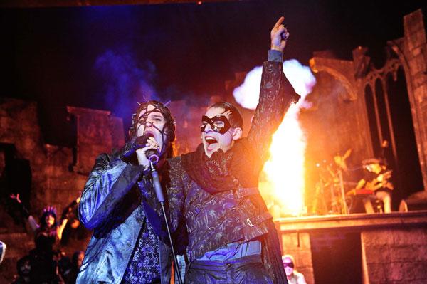 Schauspielhaus - Romeo und Julia auf der Abbey Road