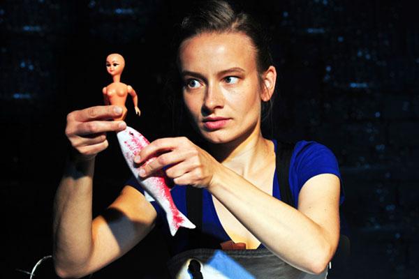 Figurentheater – Die Schuhe der Meerjungfrau