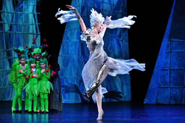 Opernhaus – Die Schneekönigin