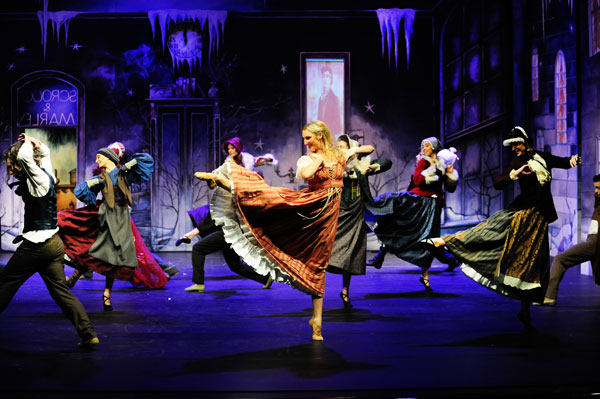 Opernhaus - Eine Weihnachtsgeschichte